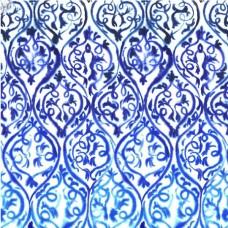 ARABESQUE ELEGANT INKY SCROLLS DESIGN
