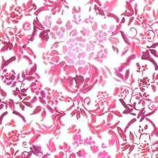 Cellini classic damask pattern linen fabric