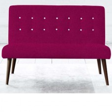 EVA BACK BUTTONED CONTEMORARY SOFA